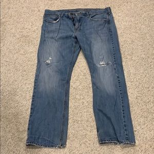 Light blue American Eagle jeans Relaxed